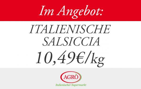 Italienische Salsiccia